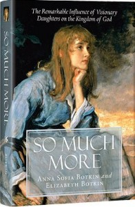 So Much More, by Ana Sofia & Elizabeth Botkin