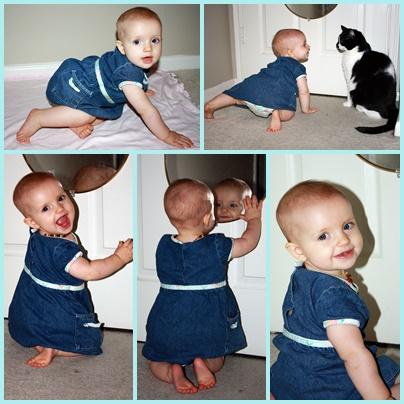 Rebekah Ann ~ 10 Months