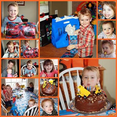 Titus 3rd Birthday