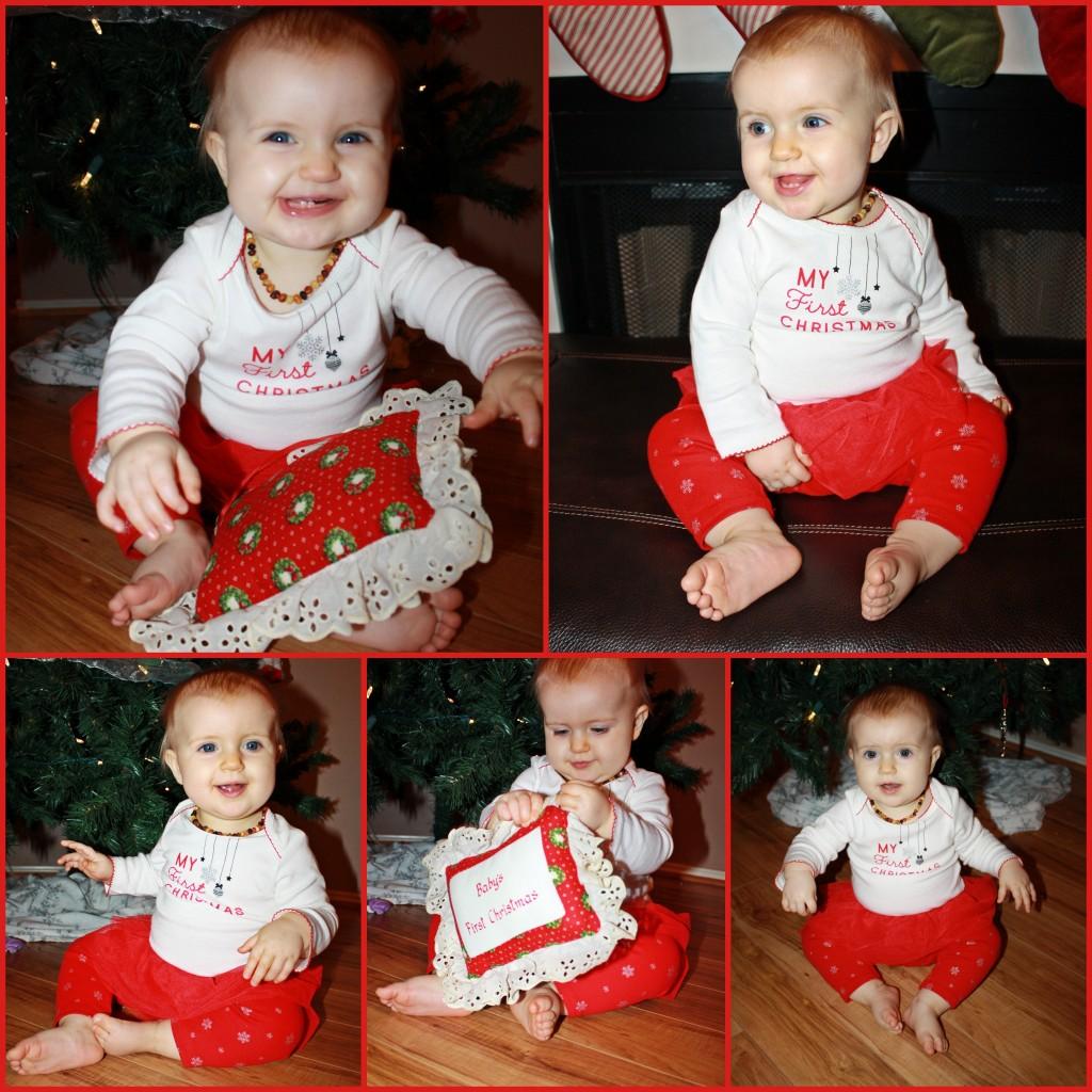 Rachel Susannah - 9 Months Old