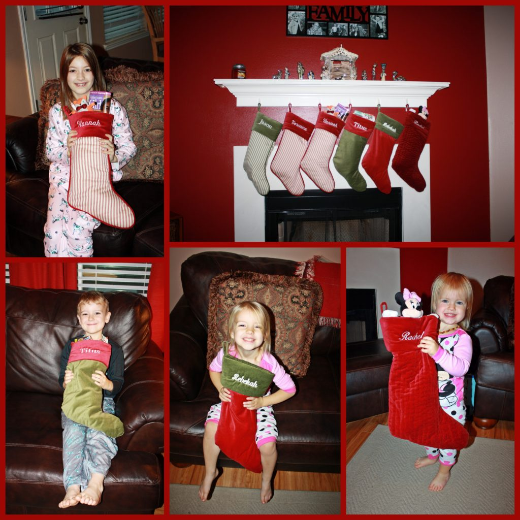 Christmas Stockings 2016