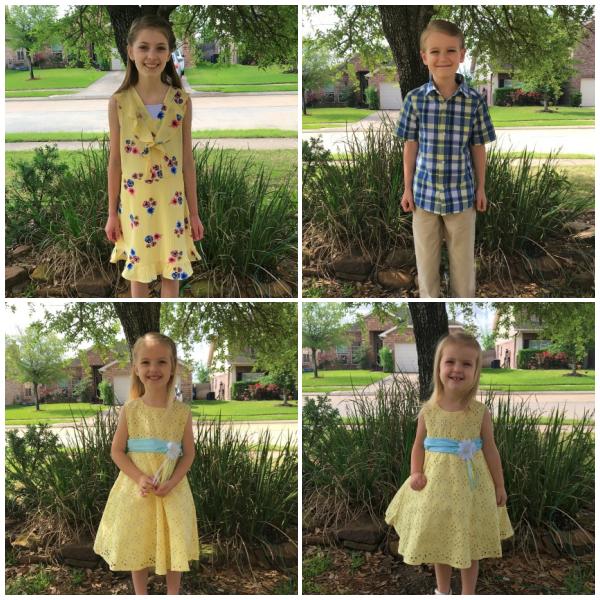 Resurrection Sunday collage