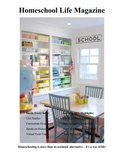 Homeschool Life Summer 2021